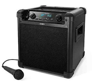 Ion Audio Wireless PA Speaker with FM Radio - Electronics