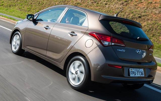 Mercado: Volkswagen, Toyota e GM sobem; Hyundai e Fiat caem