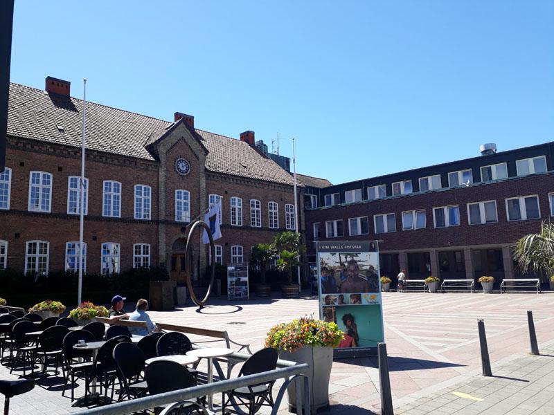 Piazza aTrelleborg