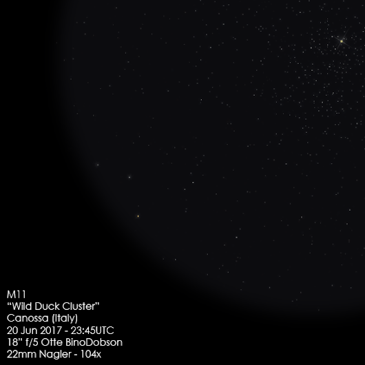 M11: The Wild Duck Cluster