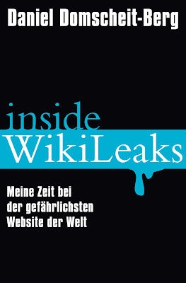 Inside WikiLeaks by Daniel Domscheit-Berg book cover