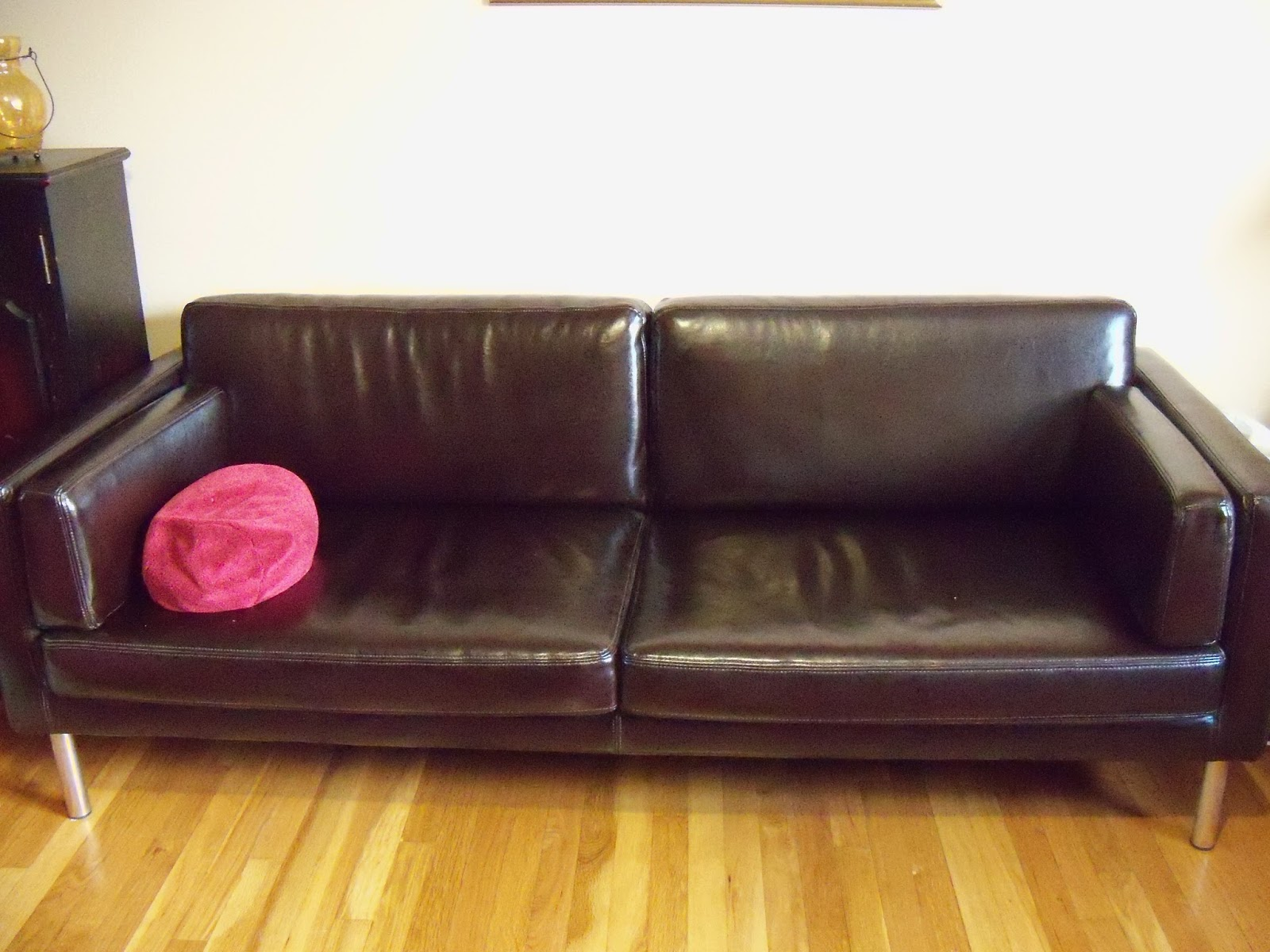 How To Remove Stain Leather Sofa