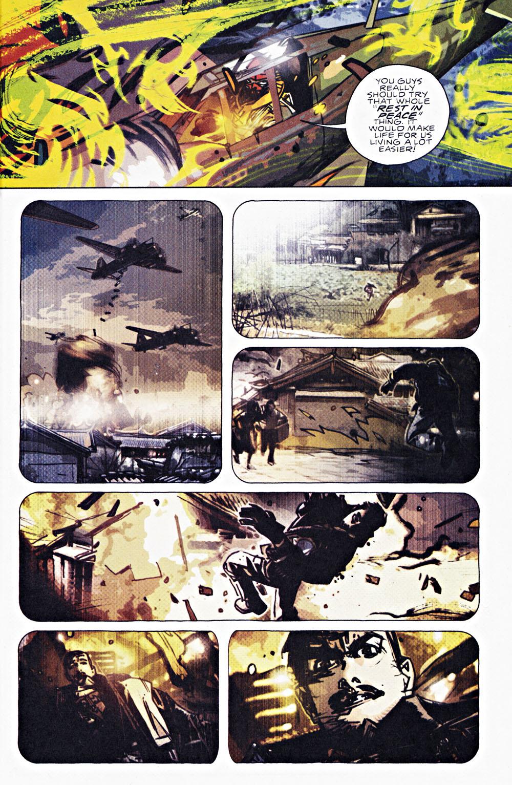 Read online Hellboy: Weird Tales comic -  Issue #7 - 5