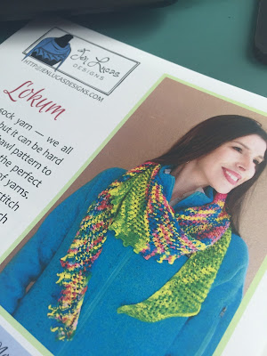Knitting Like Crazy: The Life of a Knitwear Designer