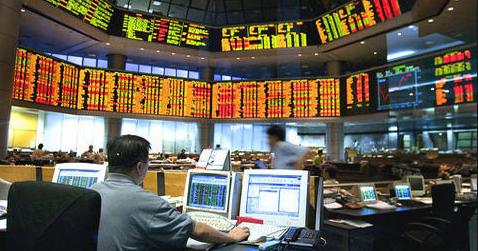 Citigroup electronic tradeing platform