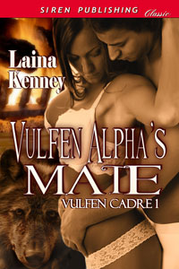 Vulfen Alpha's Mate by Laina Kenney