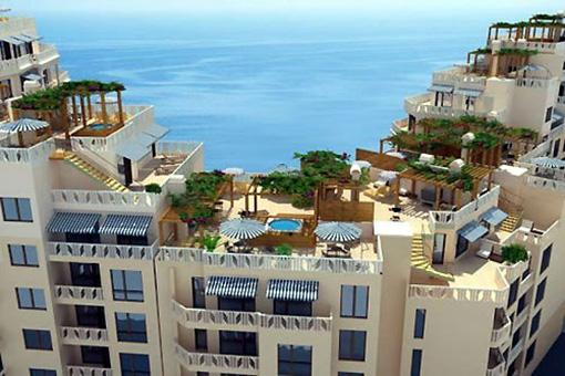 Лучшие курорты: Золотые пески - Болгария