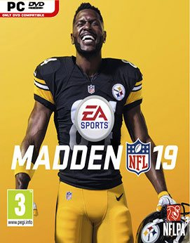 Madden NFL 19 Jogos Torrent Download capa