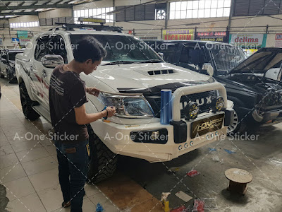 modifikasi toyota hilux