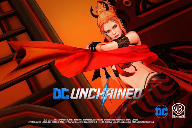 DC: UNCHAINED 1.1.1 Updated Free Apk Data