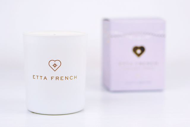 Etta French Violet & Sweetpea Candle Review