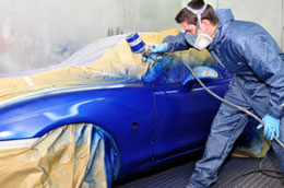 guide de peinture automobile