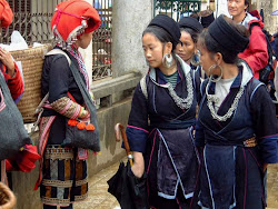Vietnamese ethnic groups in Sapa