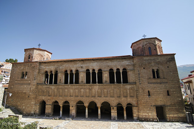 Iglesia de Santa Sofía, Ohrid - Macedonia por El Guisante Verde Project