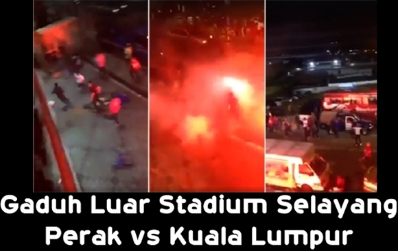 Gaduh Di Stadium Majlis Perbandaran Selayang