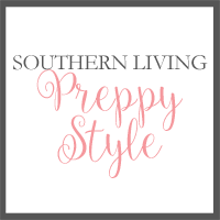 Southern Living Preppy Style