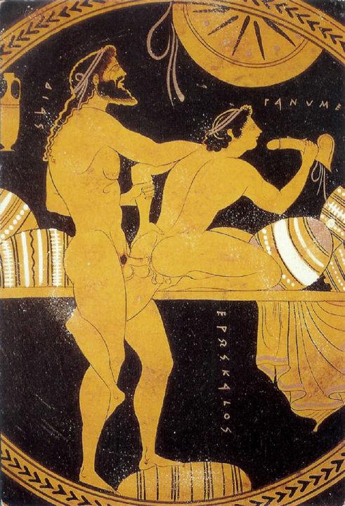 Боги Древней Греции  rushistcom