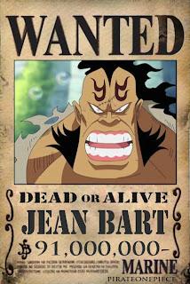 Pirateonepiece one piece jean bart - Jean bart one piece ...