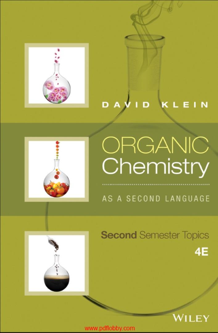 david klein organic chemistry solutions manual pdf free