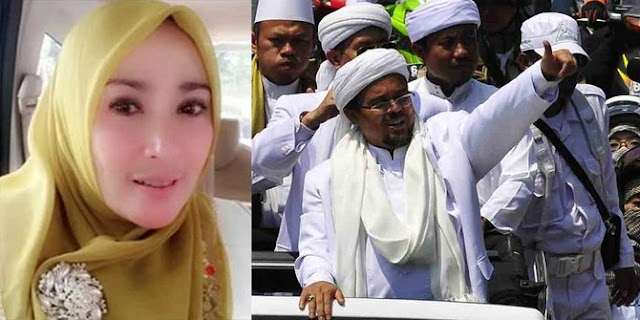 Habib Riziq Ingin Nyapres Ditanggapi Dingin Oleh Alumni 212