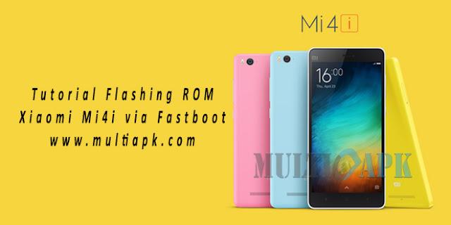 Flashing ROM Xiaomi Mi 4i