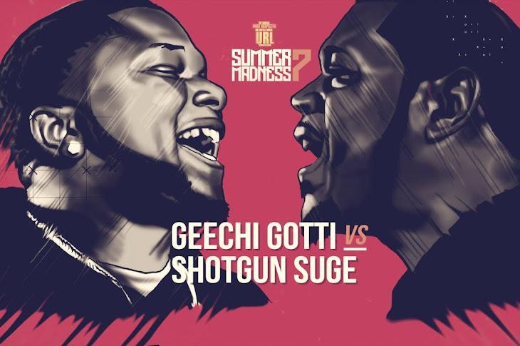 Geechi Gotti vs Shotgun Suge