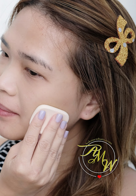 a photo of Kate Tokyo The Base Zero Secret Skin Maker Zero Powder Foundation Review