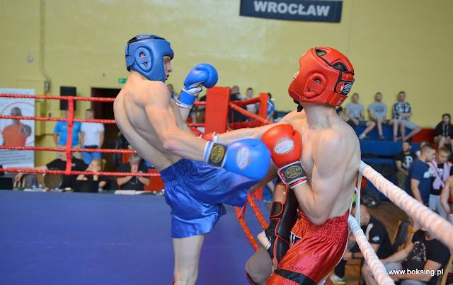 """k-1,Mistrzostwa, Polska, PZKB, Zielona Góra, sport, sporty walki, kickboxing, Adam Hirko, Przemysław """"Kaciej"""" Kacieja, Ewa Boś"""