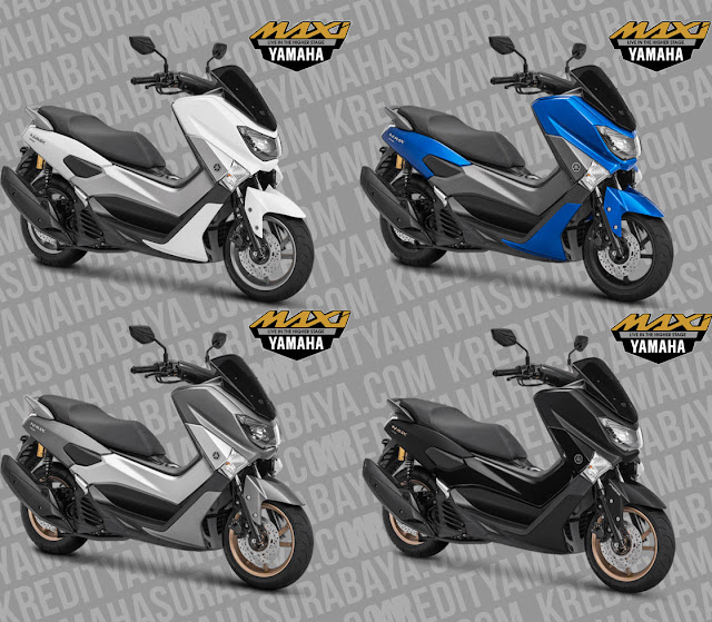 Harga Kredit Yamaha NMAX 155 Model 2018