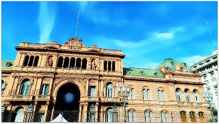 Heroes del Silencio - Casa Rosada, Buenos Aires