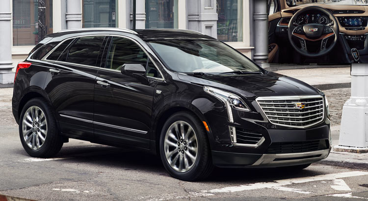 Cadillac Details New 2017 XT5 Crossover, Goes On Sale Next ...