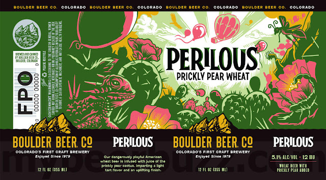 Boulder Beer Perilous Prickly Pear Wheat Coming To Cans