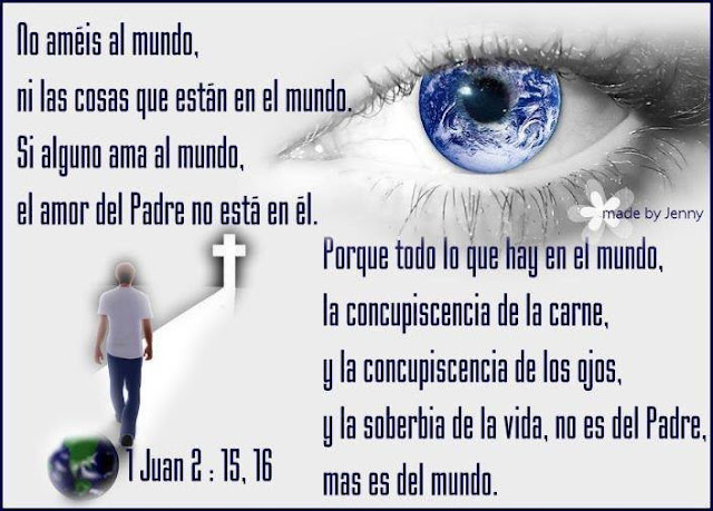 Imagenes Cristianas 1 Juan 2 15 16