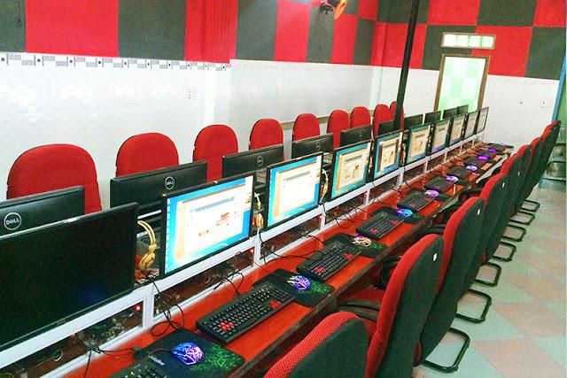 Lắp đặt phòng net trọn gói tại Yên Bái
