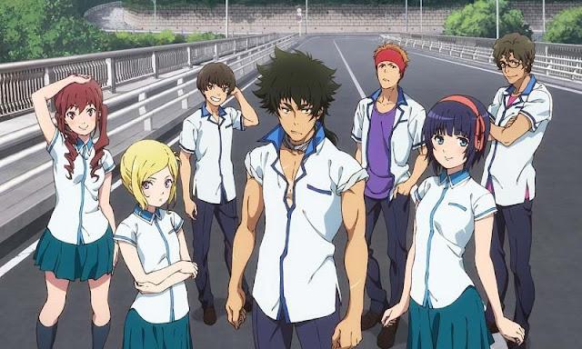 kuromukuro anime