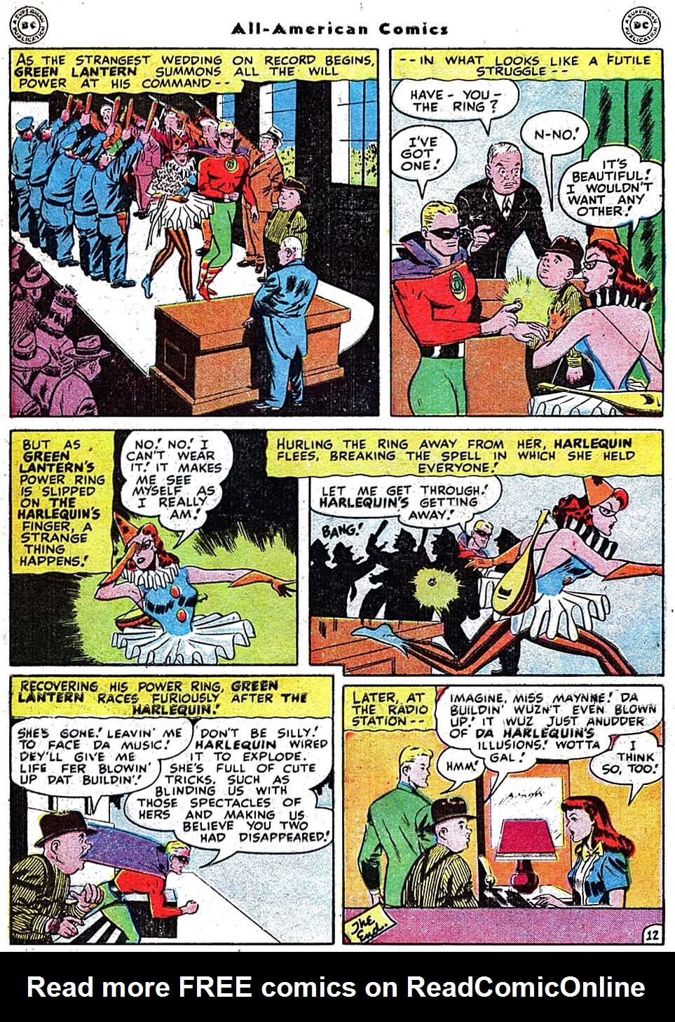 Read online All-American Comics (1939) comic -  Issue #91 - 14