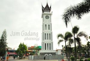 5 Objek Wisata Sumatera Barat yang Wajib Dikunjungi
