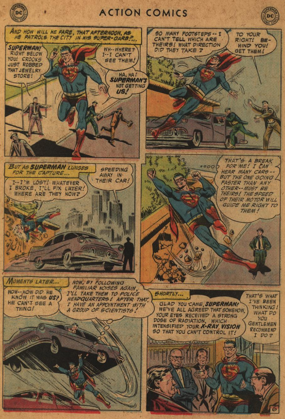 Read online Action Comics (1938) comic -  Issue #227 - 8