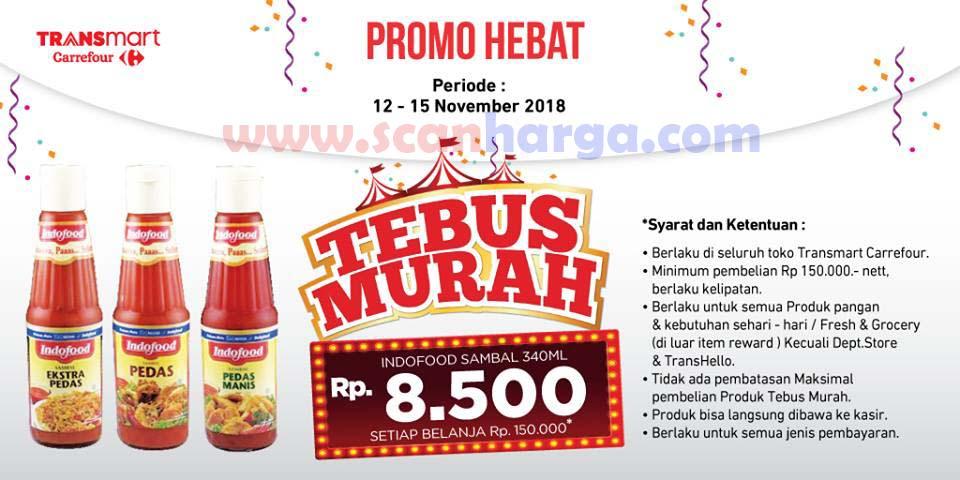 Carrefour Weekday Promo Tebus Murah 12 15 November 2018