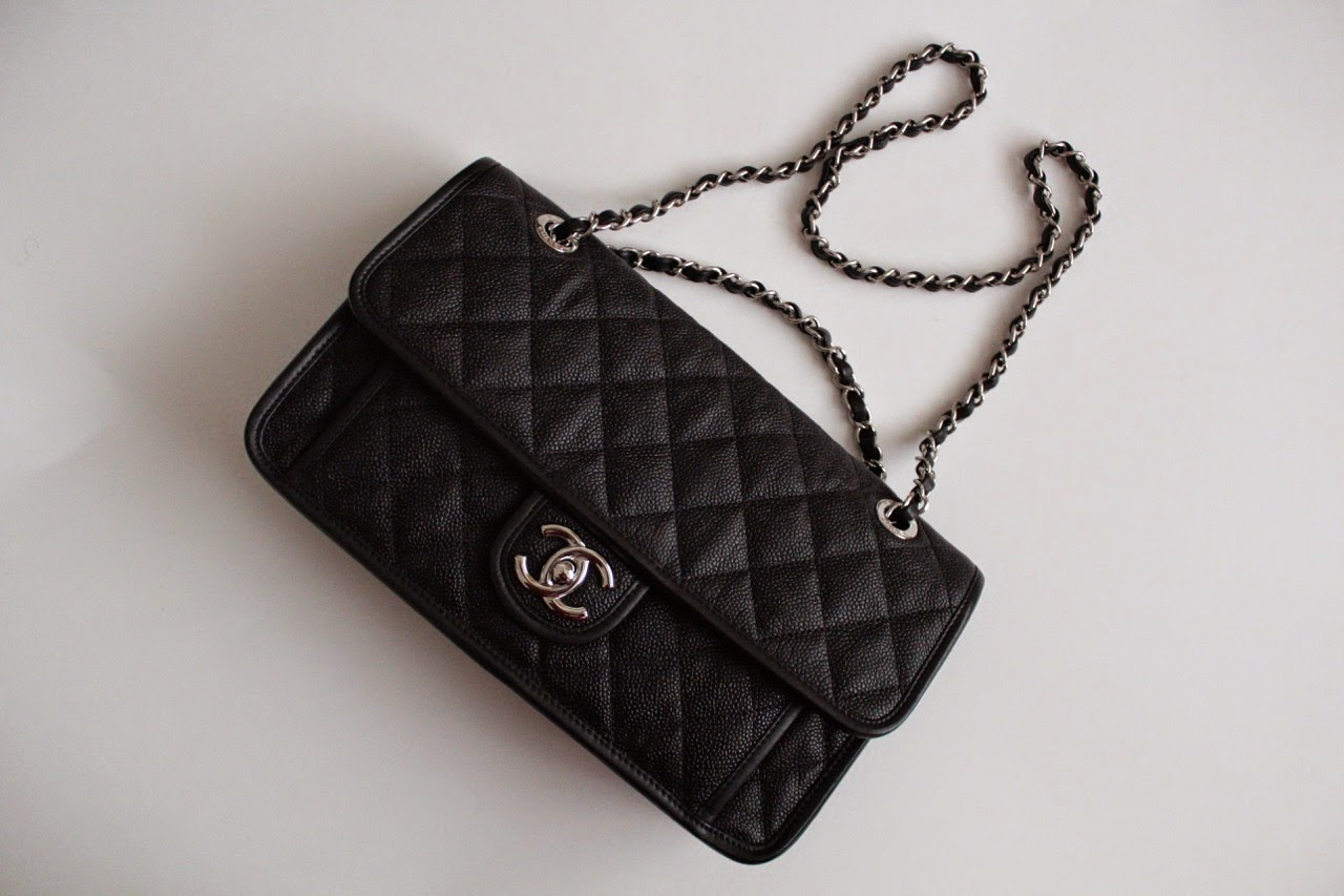 8a7c5bbc3302 REVIEW  Chanel French Riviera Flap Bag - missjesf.