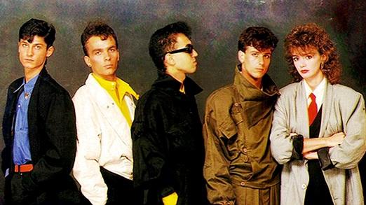O grupo franco-paulista Metrô, direto dos anos 80 (Foto: Divulgação)