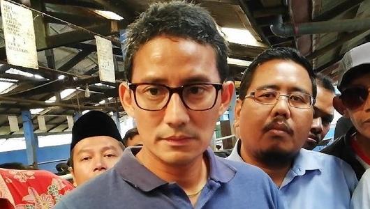 Jokowi akan Tambah Pos buat TNI, Sandiaga: Seperti Kembali ke Zaman Orba
