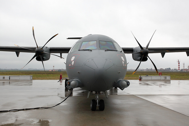 Italy receive first ATR-72 MP maritime patrol aircraft