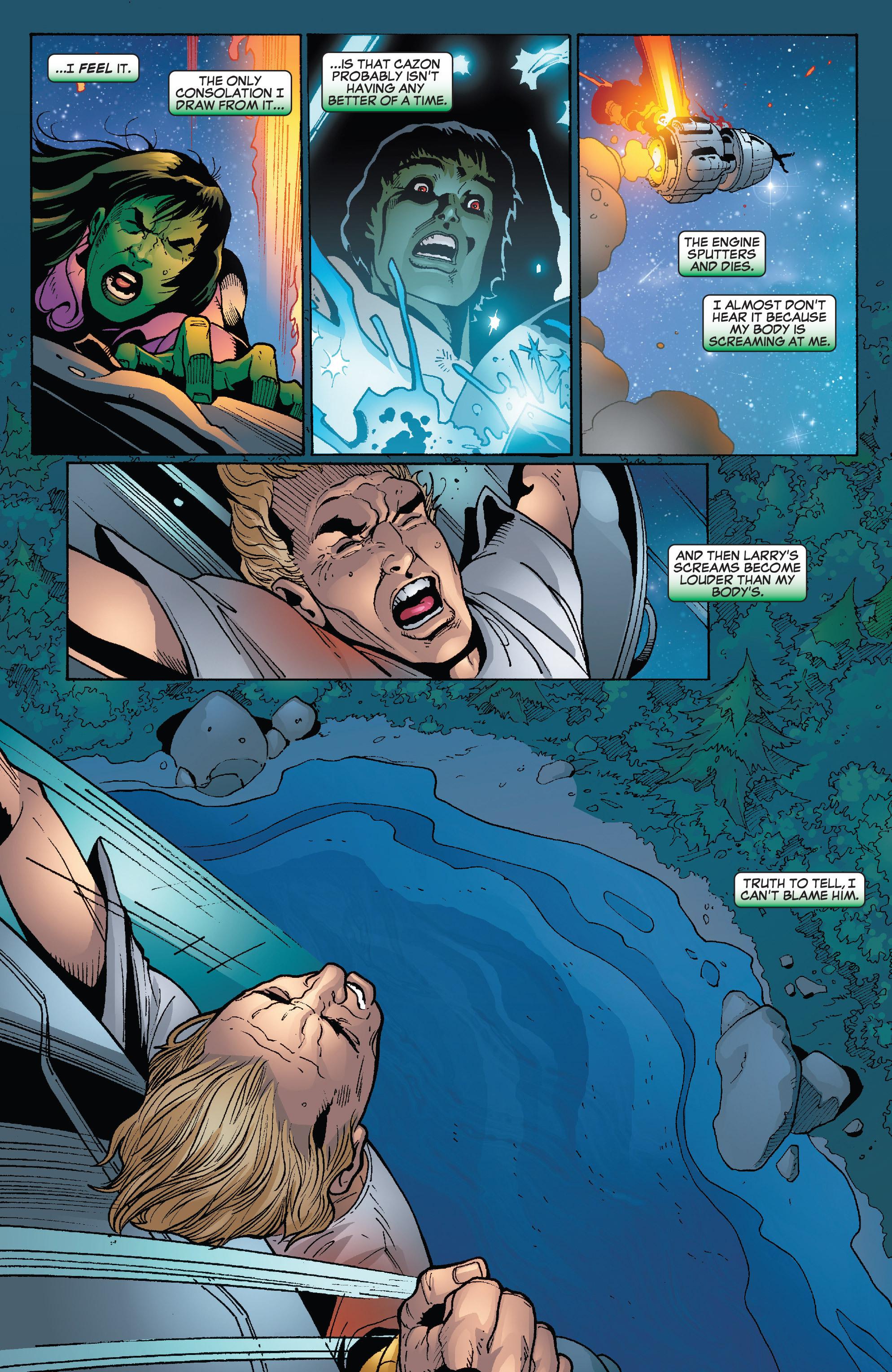 Read online She-Hulk (2005) comic -  Issue #26 - 19
