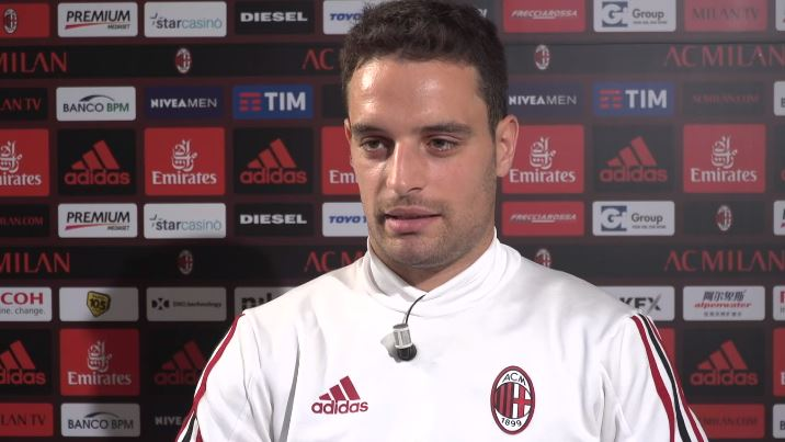 Jack Bonaventura parla della finale di Coppa Italia Juventus Milan di mercoledì