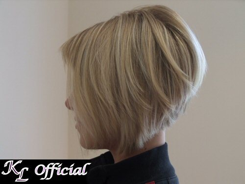 Livestyles: Short Angled Bob Hairstyles