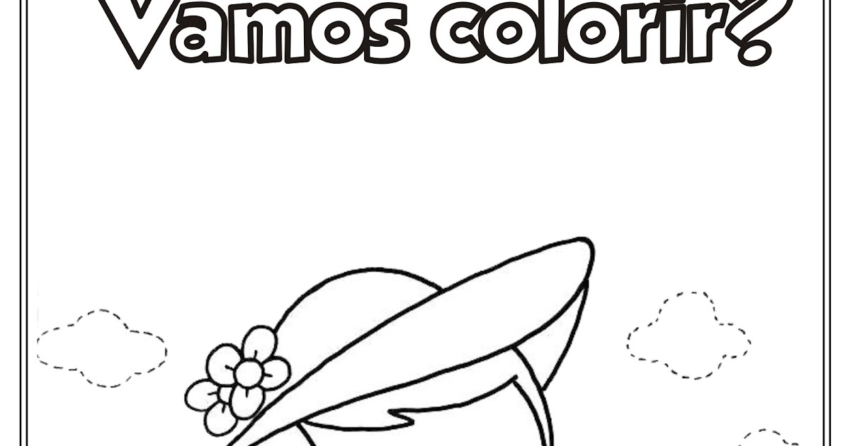 Desenho De Dia Da Mulher Para Colorir
