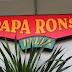 Papa Ron's : Pizza Rasa Terong Sambal Ijo Terenak Di Indonesia
