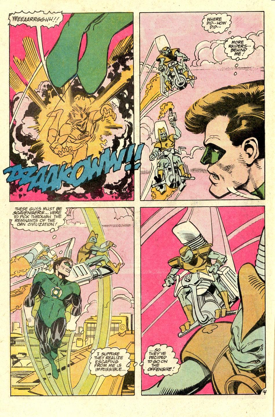 Read online Secret Origins (1986) comic -  Issue #36 - 15