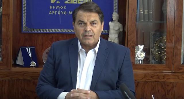 Δ. Καμπόσος: Η υπουργός ρίχνει ευθύνες στην Περιφέρεια για το Αρχαιολογικό Μουσείο Άργους